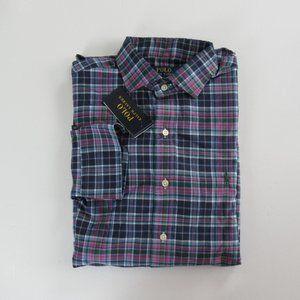 Ralph Lauren LS Plaid Performance Flannel Shirt